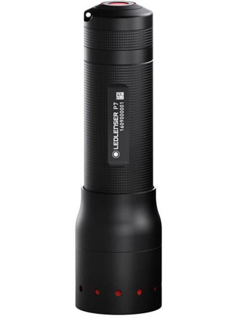 Led Lenser P7 Taschenlampe Black